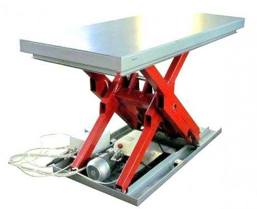 Стол подъёмный гидравлический