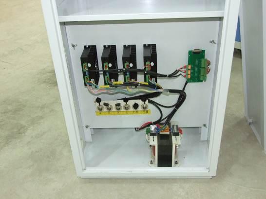 Фрезерный станок с ЧПУ BL-M1325B. Драйверы управления приводами