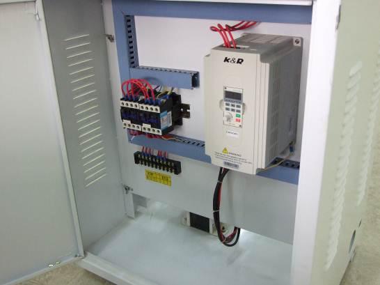Фрезерный станок с ЧПУ BL-M1325B. Высокочастотный преобразователь (Инвертер)