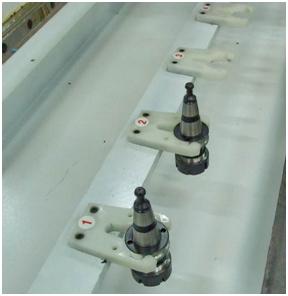 Фрезерный станок с ЧПУ TM-1325C Патроны для инструмента