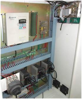 Фрезерный станок с ЧПУ TM-1325C Инвертер управления шпинделем Дельта