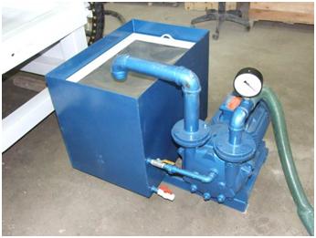 Фрезерный станок с ЧПУ TM-1325C водоциркуляционный насос