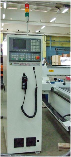 Фрезерный станок с ЧПУ ТМ-1325С шкаф управления