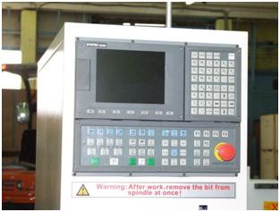 Фрезерный станок с ЧПУ TM-1325C система управления станком