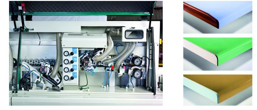 Автоматический кромкооблицовочный станок GB 5/8 RA