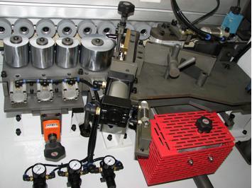 Кромкооблицовочный станок LTT-360 (KDT-360)