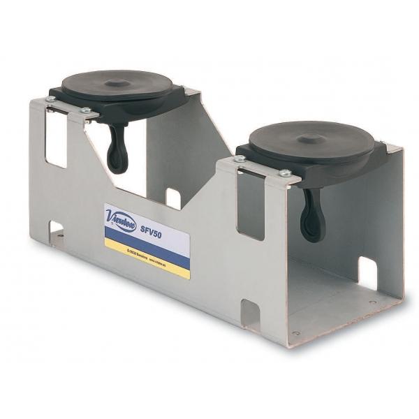 SFV50 Стол с вакуумными присосками со струбцинами