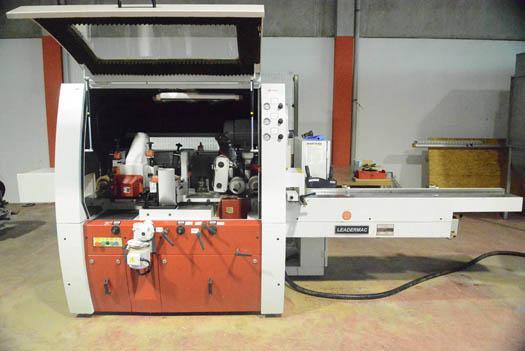 Строгально-калёвочный автомат LEADERMAC SMARTMAC  423