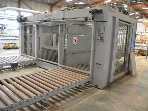 Загрузочная машина BARGSTEDT TBH 270/ER/25/12