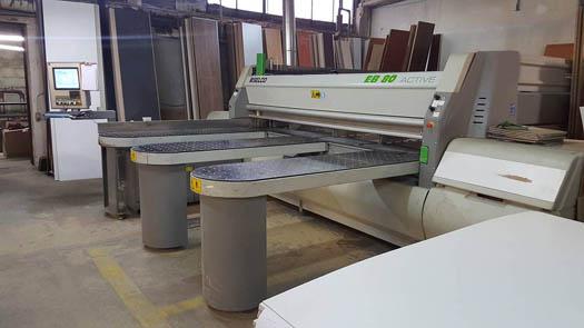 Станок для раскроя плитных материалов SELCO EB 80