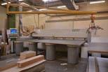 Станок для раскроя плитных материалов SELCO EB 90
