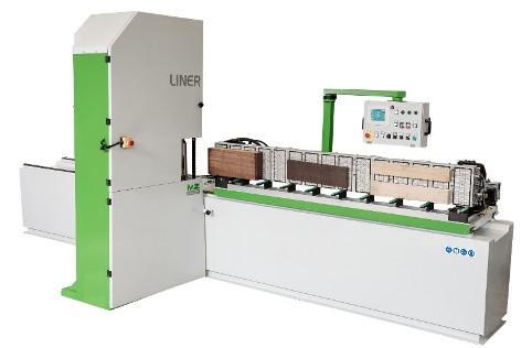 Ленточнопильный станок с подвижной кареткой MZ Project Liner 2400