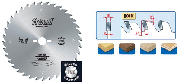 LU2A HM  - Пилы для распила панелей из древесных и композиционных материалов