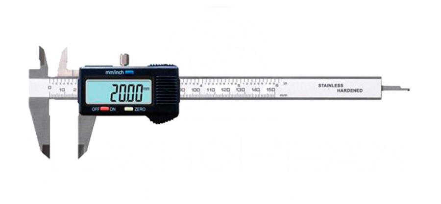 Штангельциркуль электронный. (0 - 150 мм)