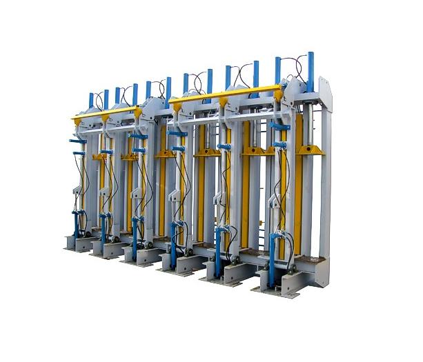 Пресс гидравлический Мегабрус Медиум-350/1700