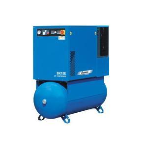 Винтовые маслозаполненные компрессоры серии Ремеза ВК-Е